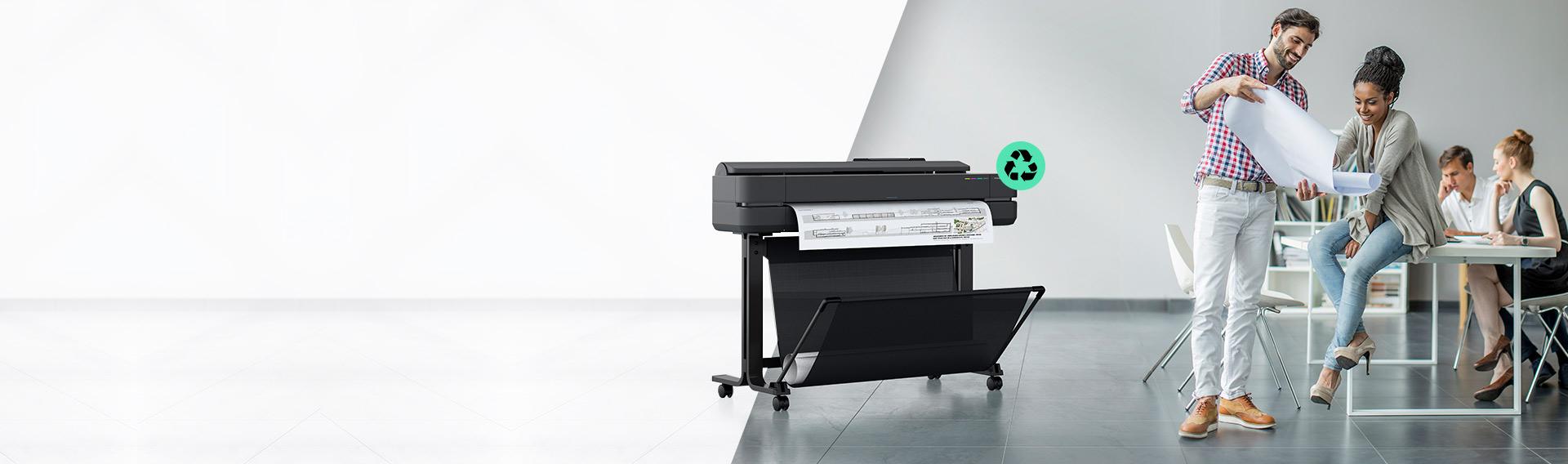 Nueva Serie HP DesignJet.