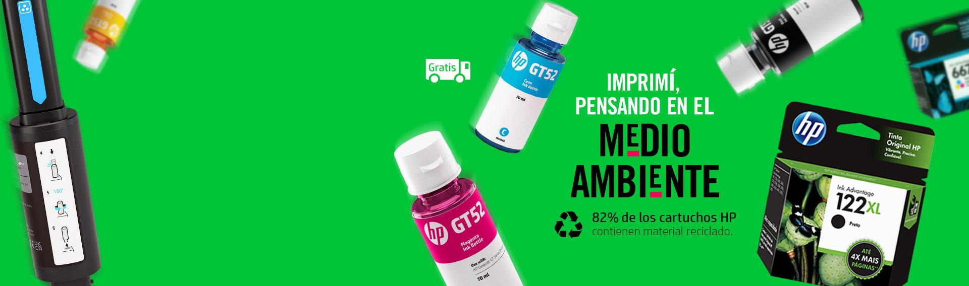 En Tintas & Cartuchos ahorra hasta 10%* más envío gratis*