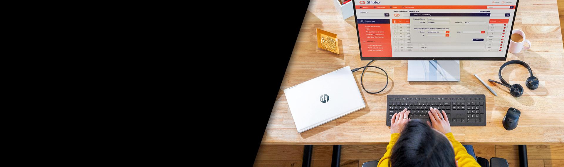 Notebooks empresariales. En todo lugar. En todo momento.