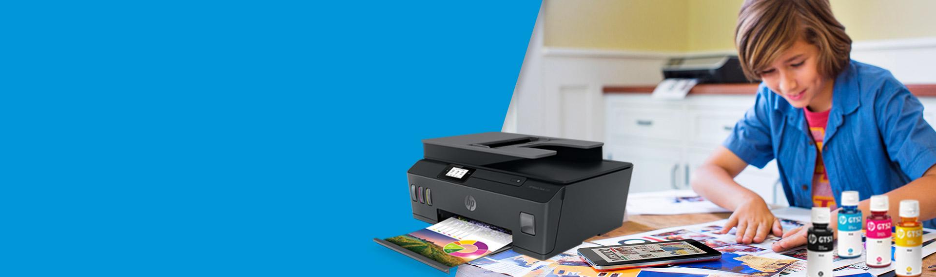 Impresoras HP con Envío Gratis. Perfectas para imprimir a bajo costo, grandes volúmenes.