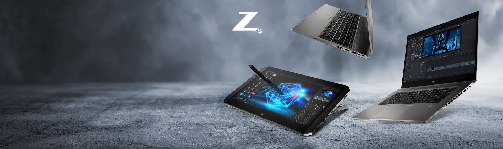 Comprá su nueva ZBook. Reinventá tus  creaciones y aprovechá cada momento de imaginación