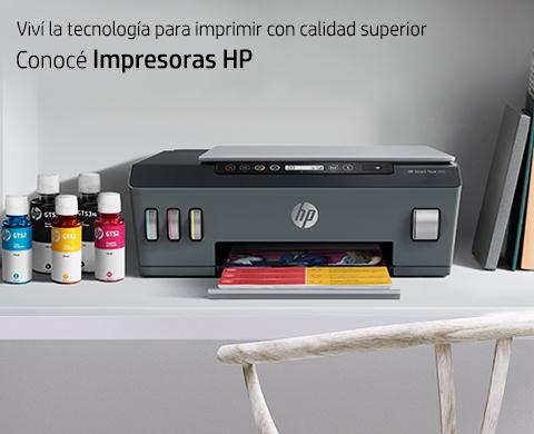 Conocé Impresoras HP