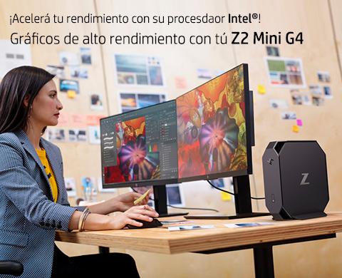 Graficos de alto rendimiento con tú Z2 Mini G4