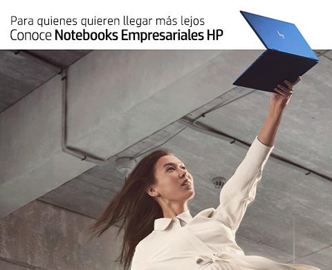 Conocé Notebooks empresariales HP